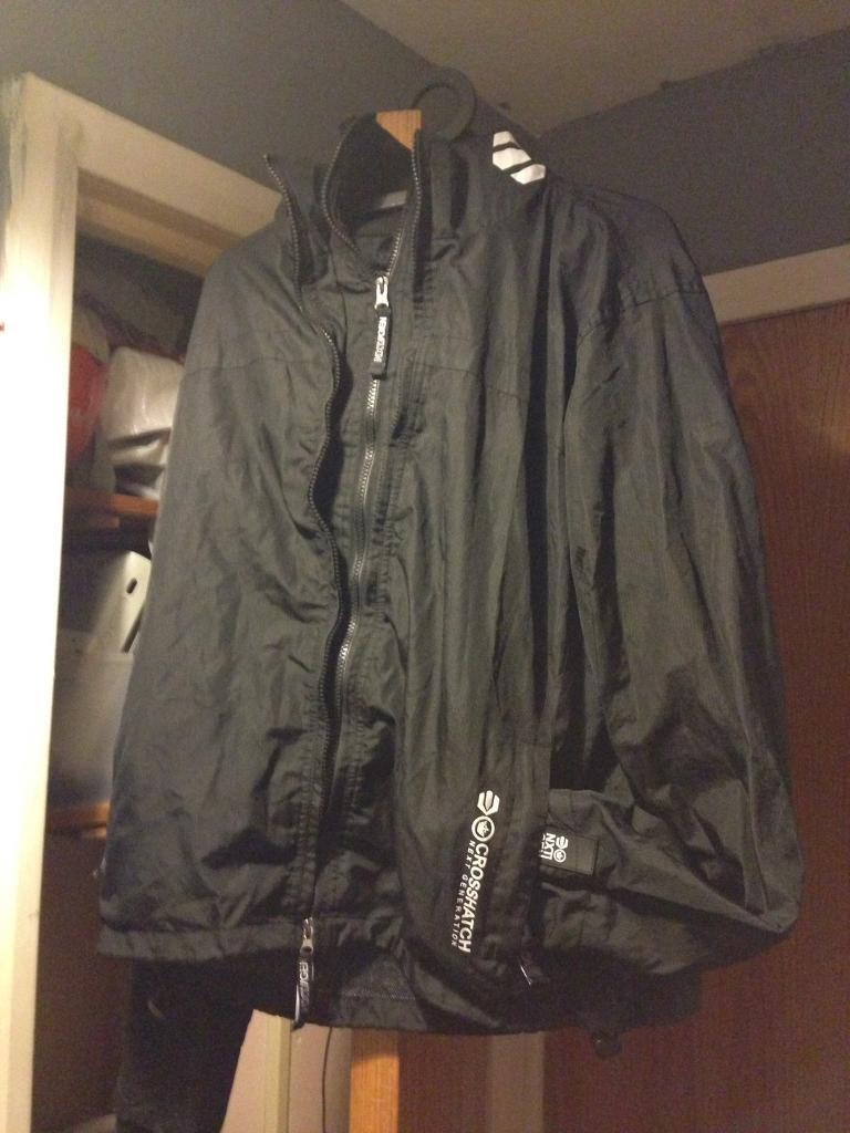 54b2c8553 Crosshatch Double Zip Next Gen Jacket XL | in Fort William, Highland ...