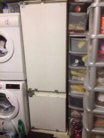NEFF Intergrated fridge freezer