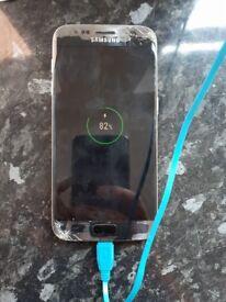 SAMSUNG S7 cobalt blue 32gb