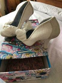 Irregular Choice Shoes size 4 (37)