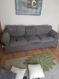 CHEAP SOFA MUST GO TODAY