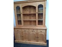 Lovely solid Welsh dresser