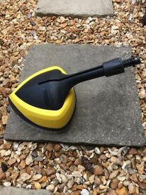 Karcher patio cleaner attachment head