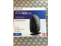 Belkin Wireless Dual-Band Play N600 DB Router