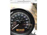 Harley Davidson 883sportster