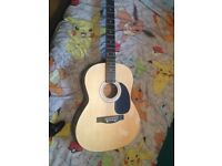 Brand new Martin smith guitar