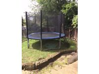 Trampoline - used - good condition