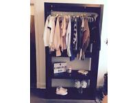 Personalised Wardrobe with Shelves