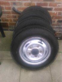 Ford Transit Tyres
