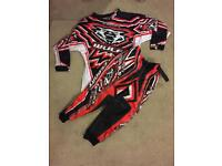 Kids Motocross clothing Wulfsport