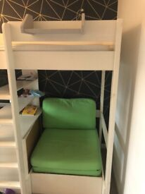 Used Stompa high bed