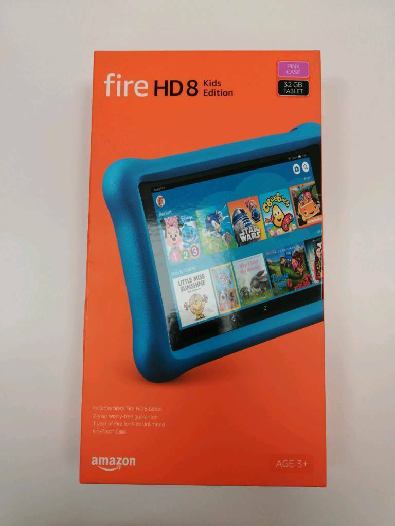 Kindle Fire HD 8 kids edition 32gb | in Walthamstow, London | Gumtree