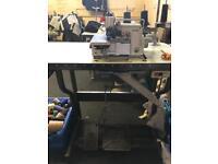 Brother Industrial 5 Thread Overlocker Machine