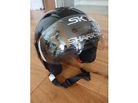 Motorcycle Helmet - SHARK SK. NEVER USED!!!