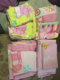 Peppa pig duvet sets