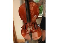 Boosey & Hawkes Excelsior 3/4 Cello and bow