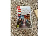nintendo switch lego harry potter collection