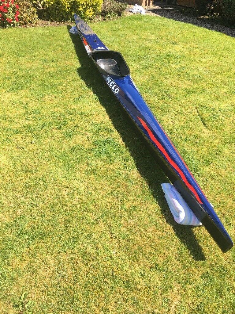 Nelo Vanquish II Sprint/marathon Kayak | in Motherwell, North Lanarkshire |  Gumtree