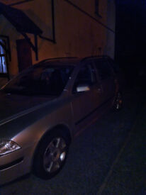 ........................LATE 08 OCTAVIA 2.0TDI ESTATE..................................