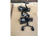 MAP Carp tek fishing reels