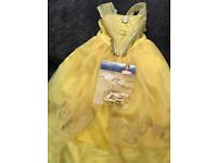 Beauty and the beast Belle fancy dress