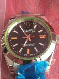 Rolex MILGHAUS . Brand new