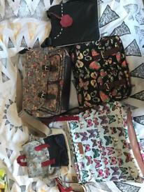 Handbags like new