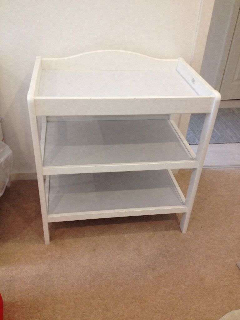 Kensington Baby Changing Table Dresser With Storage In