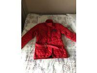 women's XL barbour coat