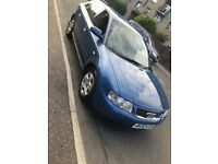 Audi A3 1.9 Tdi 2003 Long Mot £595