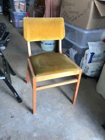 45 x retro cafe Ben style stackable chairs
