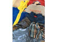 Age 3-4 boys clothing bundle