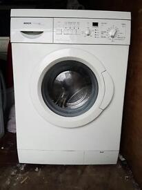 Bosch 6 kilo washing machine