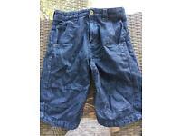 Boy's shorts age 9 (NEXT)