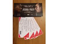 4x Anthony Joshua - Kubrat Pulev world heavyweight title tickets