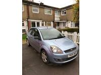 Well loved 06 Ford Fiesta for sale