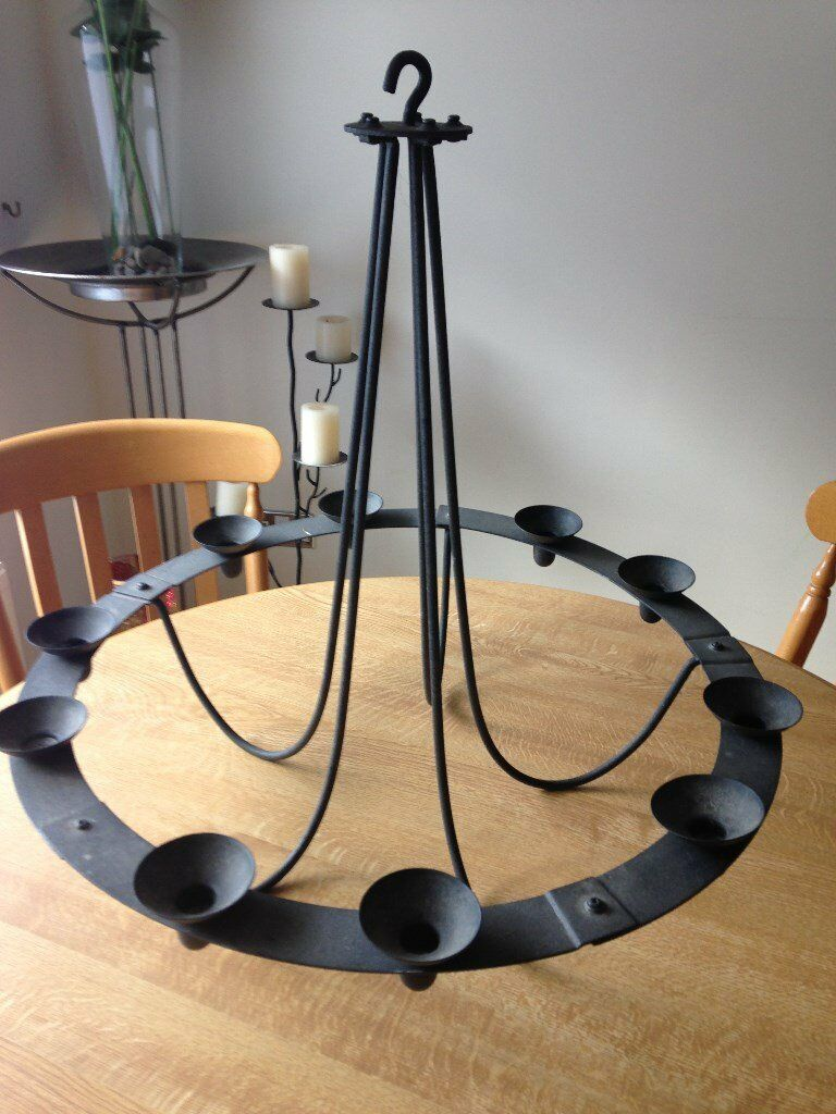 Ikea candle chandelier in gloucestershire gumtree ikea candle chandelier aloadofball Choice Image