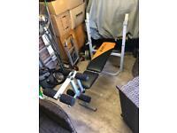 V Fit Bench Press