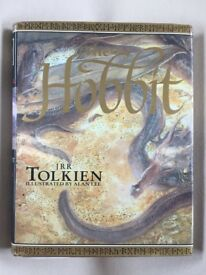 The Hobbit: Illustrated Edition. Perfect condition