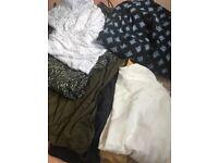 Bundle women's clothes size 10