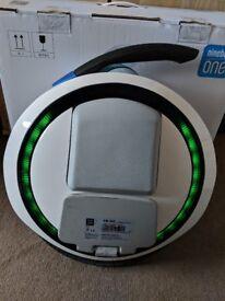 Ninebot One C+, electric unicycle, Segway