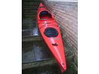 Carolina perception kayak