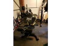 Everlast Multi Gym Bench