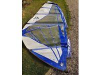 Ezzy 5.0m Wave windsurfing sail