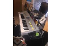 Korg Triton immaculate never gigged