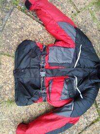 Motorcycle Jacket Richa Tornado Size L
