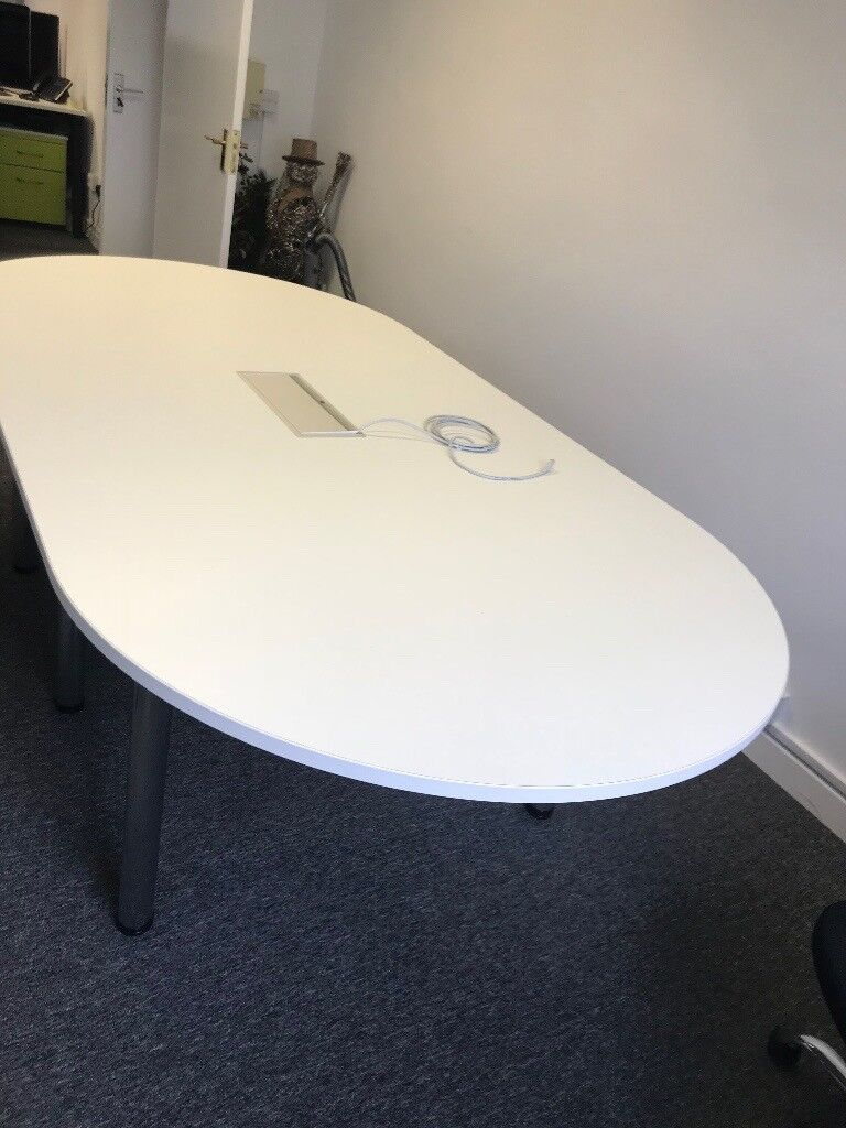 Office Boardroom Table For Sale In Clevedon Somerset Gumtree - Boardroom table for sale