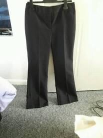 Woman black trousers