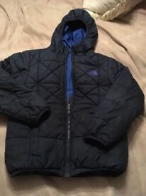 Boys Northface jacket