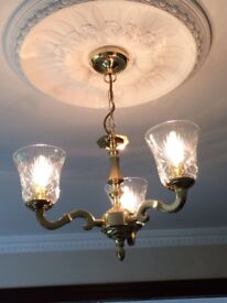 Electric light fitting